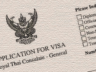 visa retraite thai non immigrant OA travail business condition obtention renouvellement immigration thailande