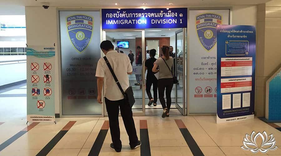 Immigration thaïlandaise, nouvelles règles pour le visa retraite et visa mariage