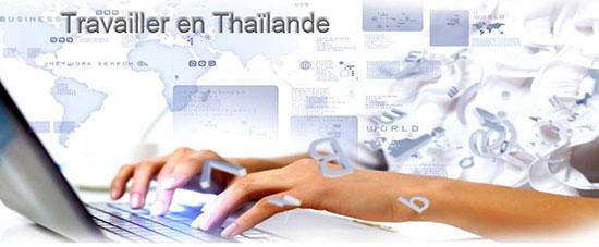travailler en Thaïlande, créer une société en Thaïlande