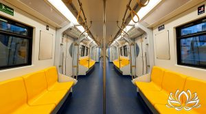 BTS Bangkok ( skytrain, métro aérien ), carte animée, 3D et vidéos ( 2020 )
