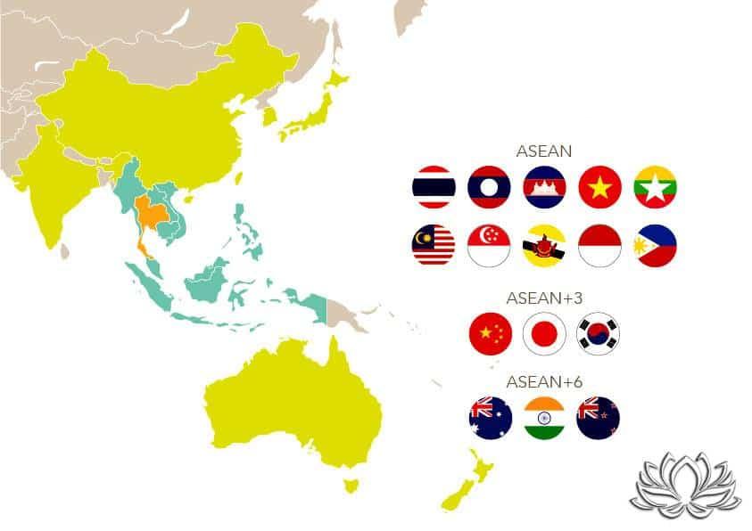 avantages de la thailande, pib de la thailande