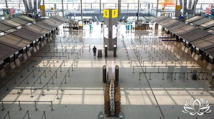 Ouverture des frontières en Thaïlande, ceux qui ne rentreront pas.