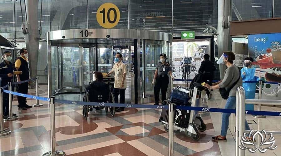 You are currently viewing J'ai quitté la Thaïlande pour obtenir un nouveau visa ( La nouvelle normalité ? )