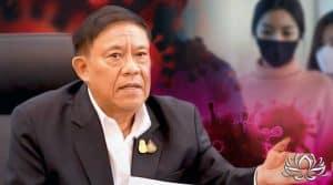 Nouvelle vague de covid en Thaïlande