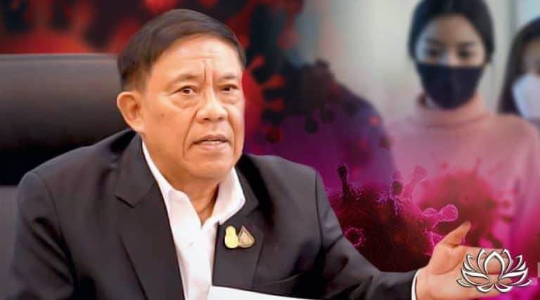Read more about the article Nouvelle vague de covid en Thaïlande