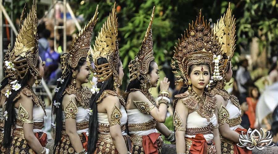 danse traditionnelle en Thaïlande, la culture thaï