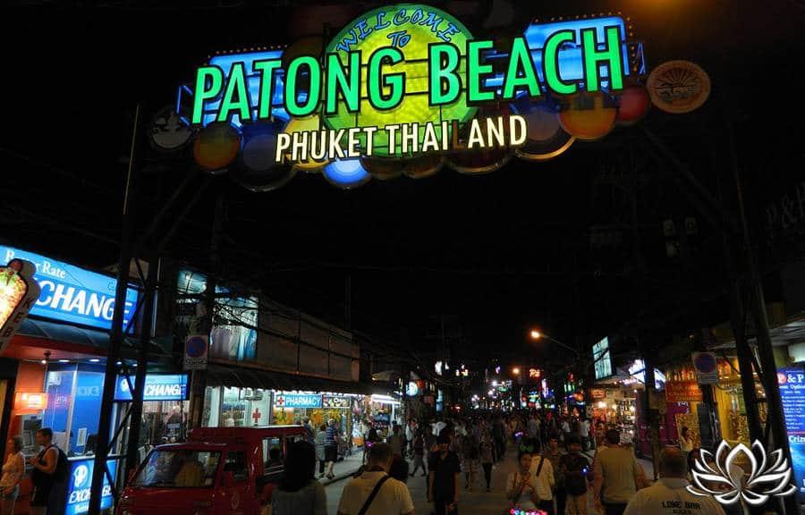 patong Phuket, fille à Phuket, bar de Phuket