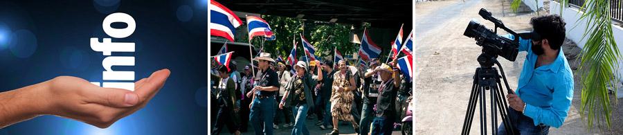 actualite thailande, information Thaïlande