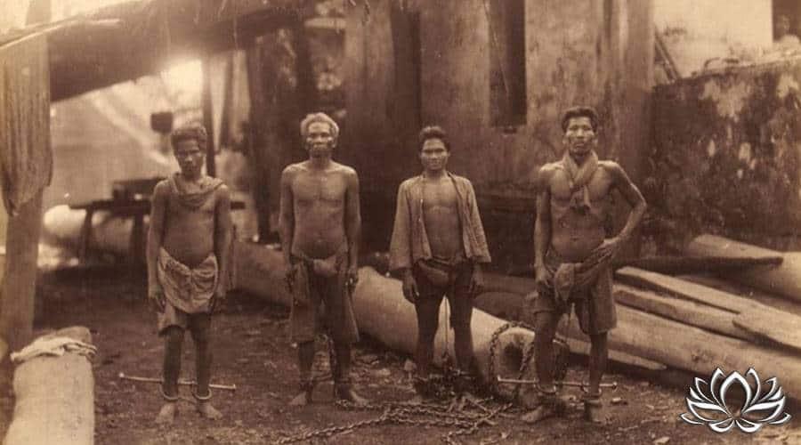 esclavage en Thaïlande, esclave sexuelle Thaïlande, prostitution Thaïlande