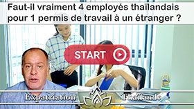permis de travail en Thaïlande, le visa business, travailler en Thaïlande, trouver un job en Thaïlande