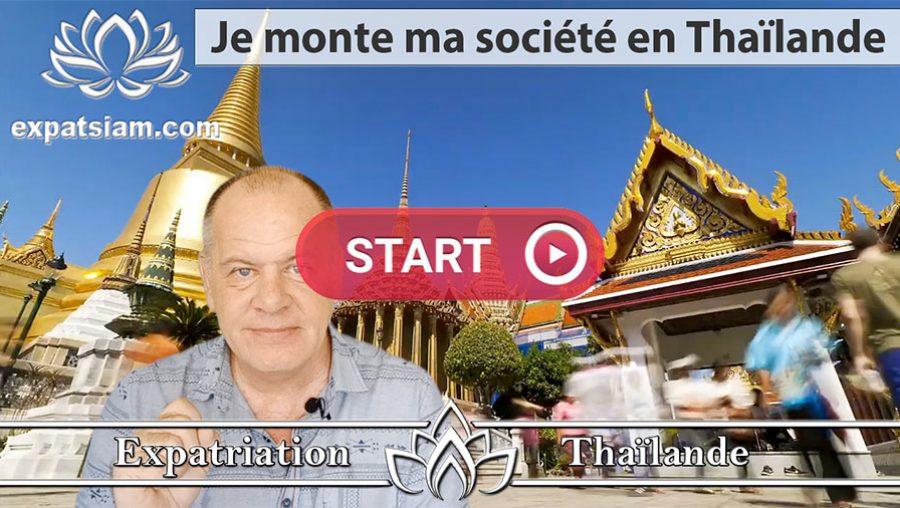 créer sa société en Thaïlande, investir en Thaïlande 2020
