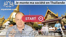 monter sa société en Thaïlande