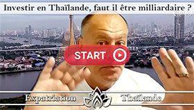 thailande il faut être lilliardaire pour devenir millionnaire