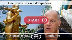 Les expatriés de Thaïlande