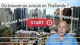 avocat français en Thaïlande, avocat francophone en Thaïlande, où trouver un avocat qui parle français