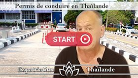 passer son permis de conduire en Thaïlande, avec quel permis peut on conduire une moto en Thaïlande