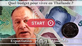 combien faut il pour vivre en Thaïlande, quel budget pour partir en Thaïlande, combien ça coute ?