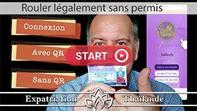 permis de conduire en Thaïlande, quel permis pour la Thaïlande